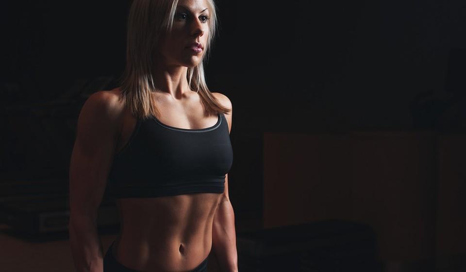 9 - Treino funcional de fitness.