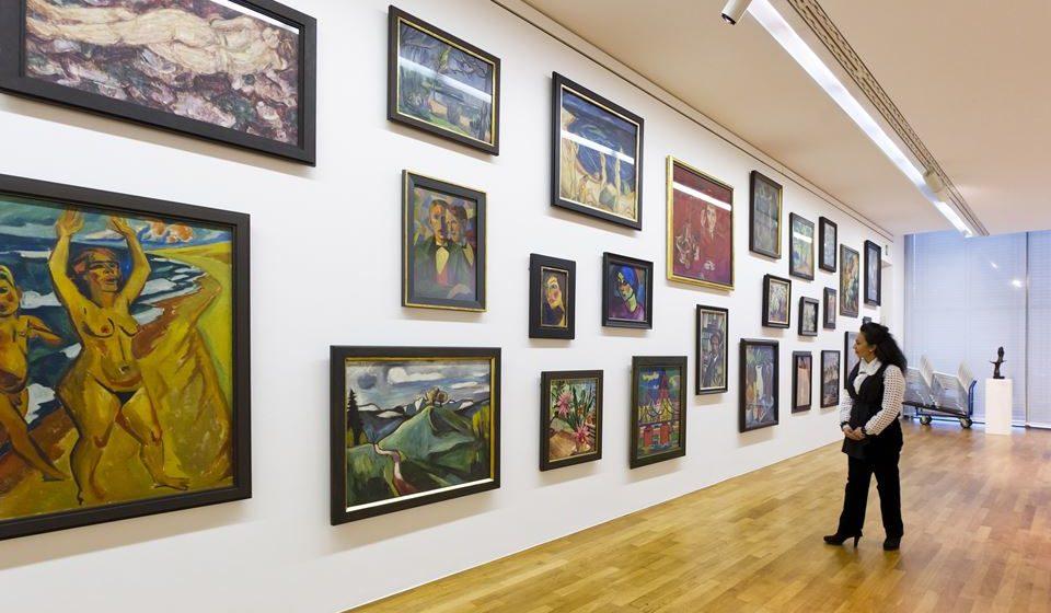 Kunstmuseum @ Bona, Michael Sondermann