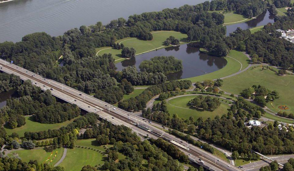 Parque Rheinaue @ Bona, Michael Sondermann