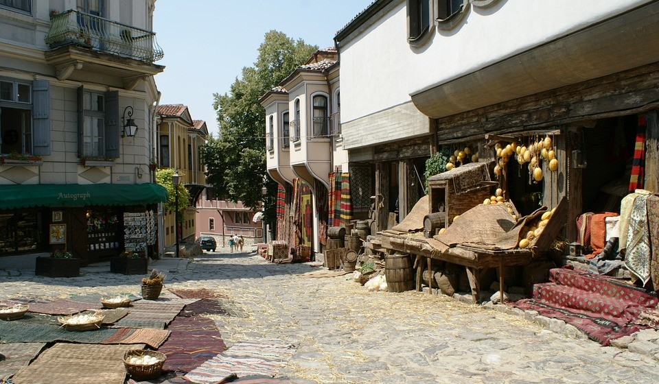 Plovdiv, Bulgária