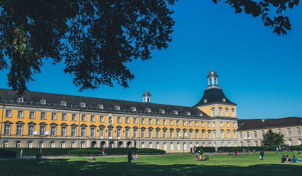 Universidade de Bona @ Giacomo Zucca