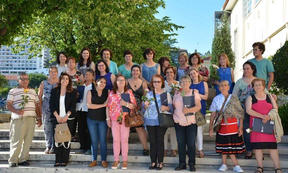 Em 2017, o projeto recebeu o prémio de melhor projeto europeu de educação de adultos pela European Association for the Education of Adults. | Fotos: Letras Prá Vida