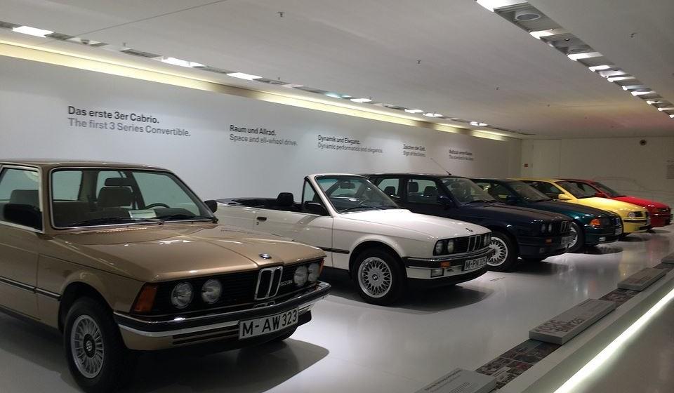 BMW Museum, Munique