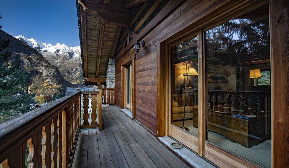 Courmayeur, Vale de Aosta, Itália