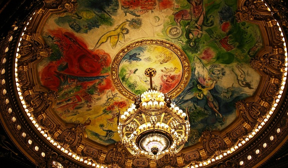 Ópera Garnier, Paris