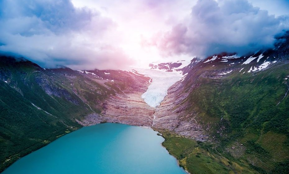 15. Glaciar Svartisen, Noruega - Fotos European Best Destination