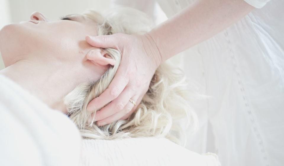 7. Serviço de massagem