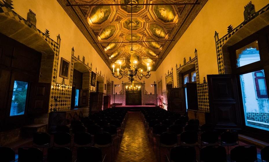 Palácio Nacional de Sintra. Foto: PSML - Diogo Rodrigues