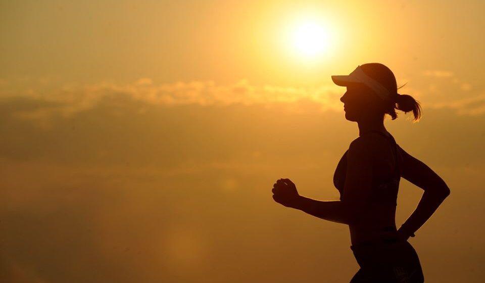 A Organização Mundial de Saúde recomenda que se realizem diariamente 30 minutos de atividade física moderada.