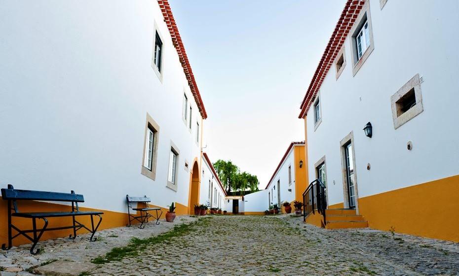 A Quinta dos Machados Country House & Spa está inserida numa propriedade com 15 hectares, sendo que 11 deles são ocupados pelo bosque.