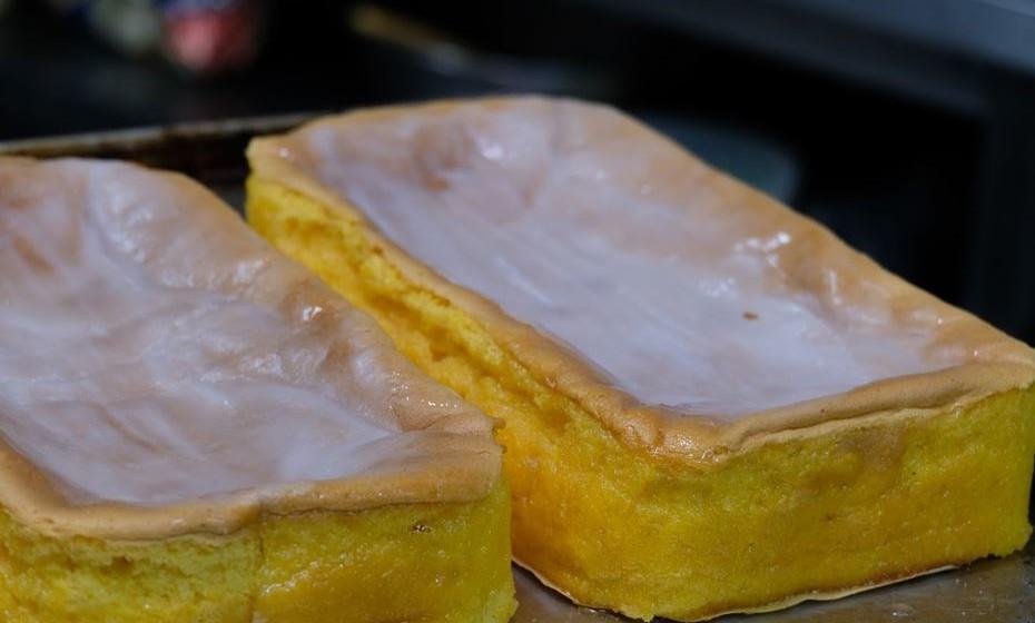 Bolinhol, o pão de ló de Vizela criado em 1880.
