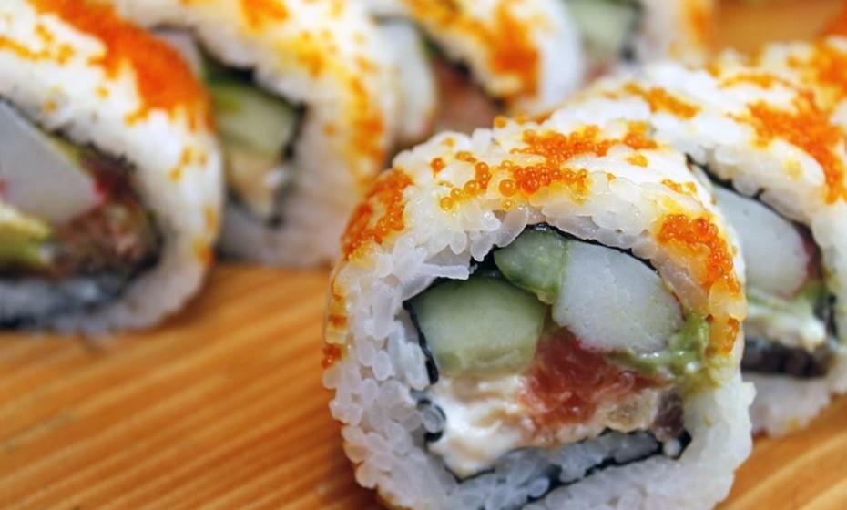 Sushi, Japão