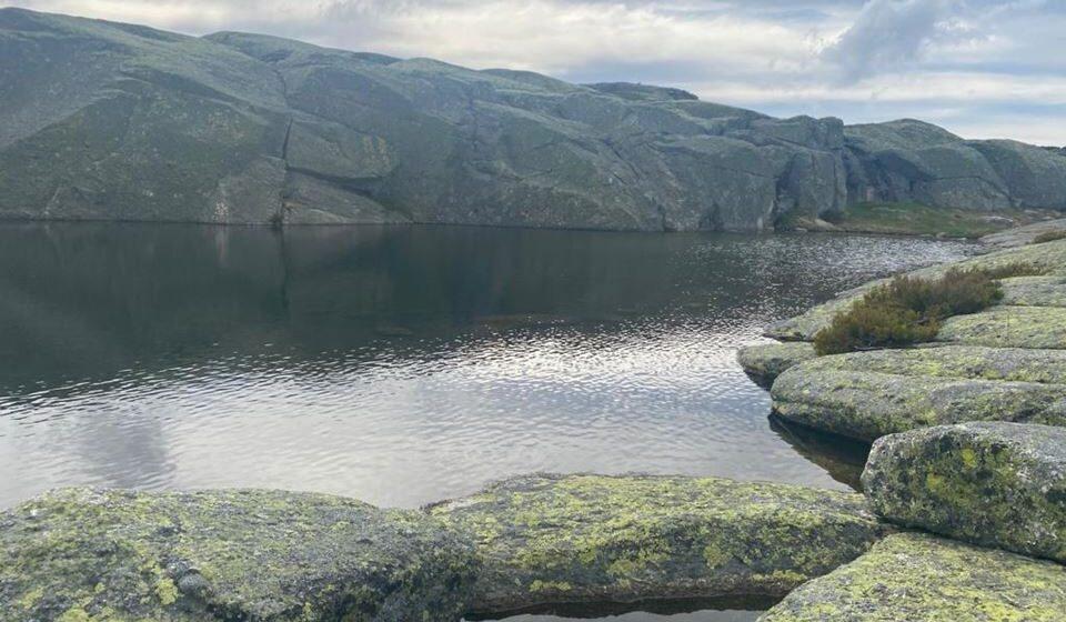 Lagoa na Serra da Estrela