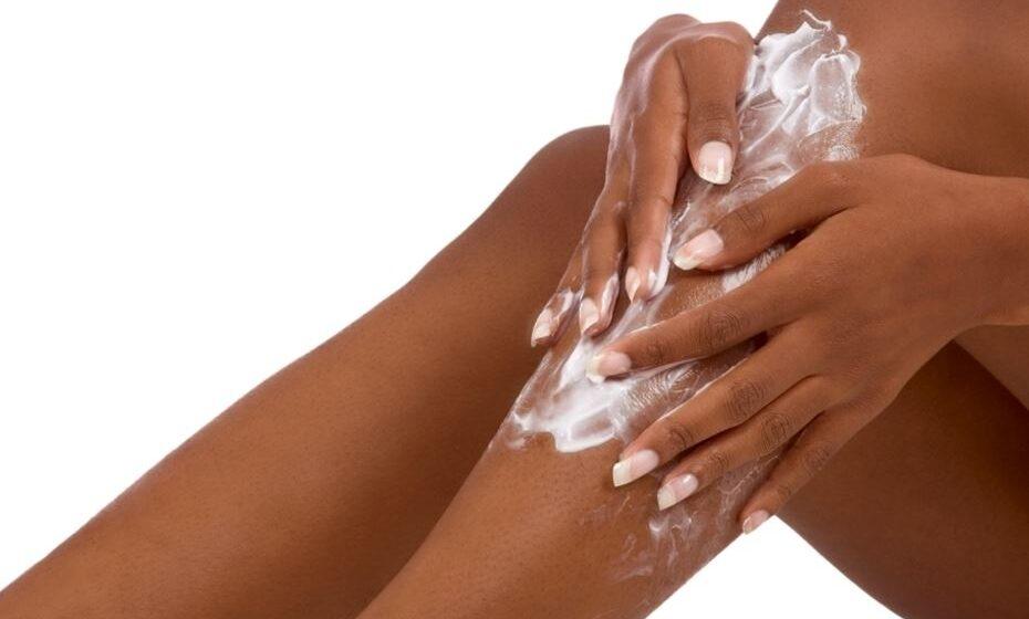 Hidrate bem a pele
