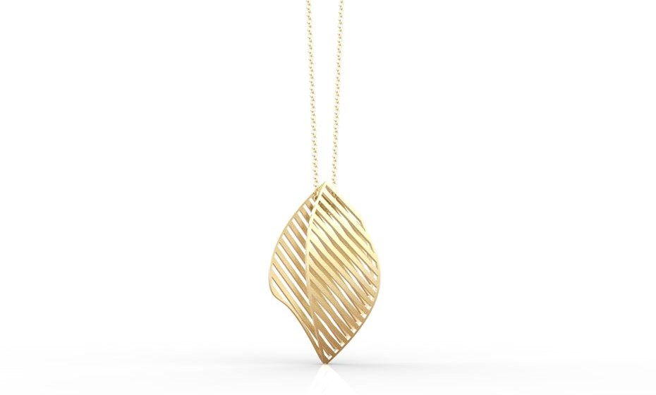 Portuguese Jewellery x MAAT_Romeu Bettencourt_Pearl of MAAT_Colar em prata dourada_PVP 180€ (1)