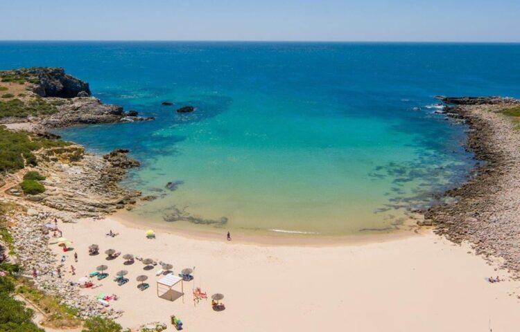 Praia da Ingrina / Foto: Algarve Visto do Ar