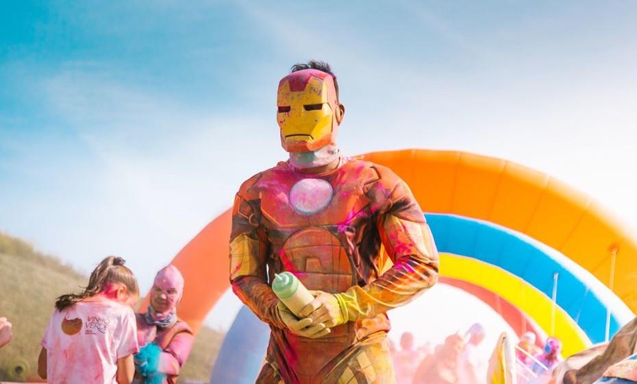 The Color Run Hero Tour by Vinho Verde