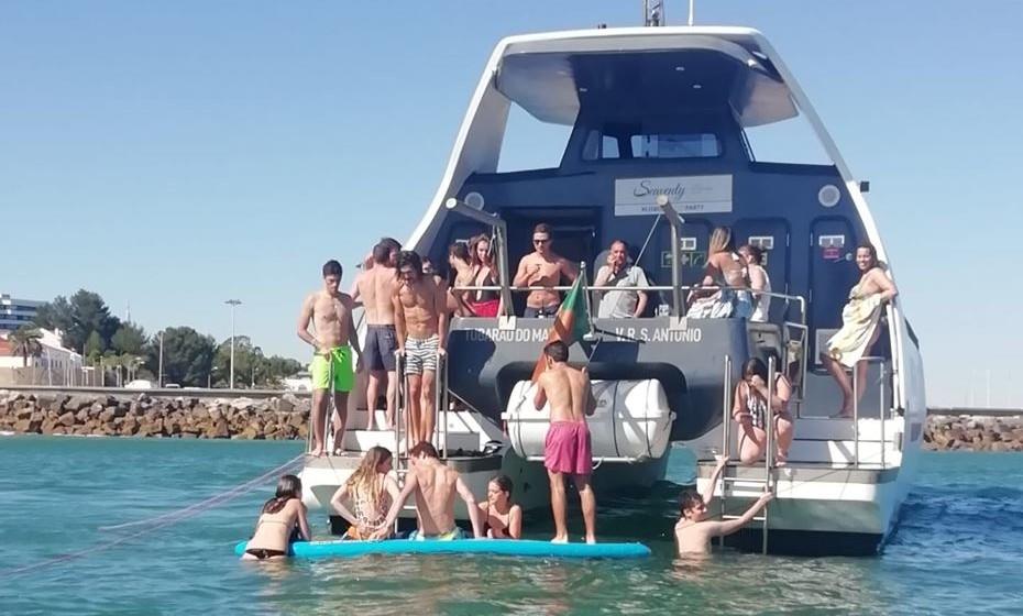 Beach Yacht Party