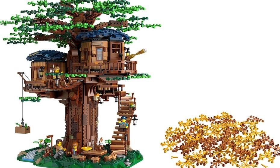'A Casa da Árvore'