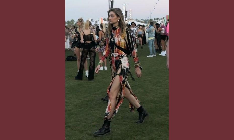 Look para festival