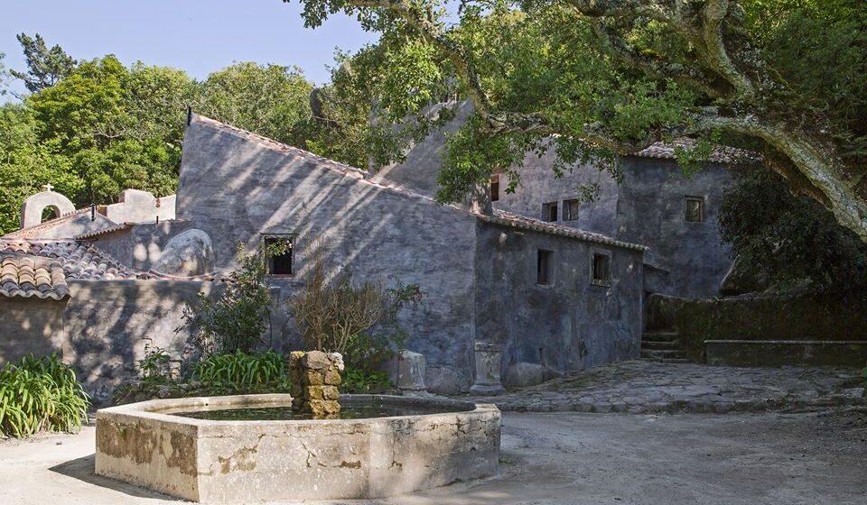Convento dos Capuchos pos restauro_Claustro. Créditos PSML