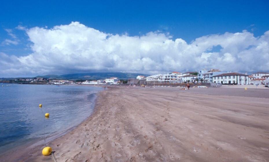 Praia da Vitória, Ilha Terceira (Foto: Vizit Azores)