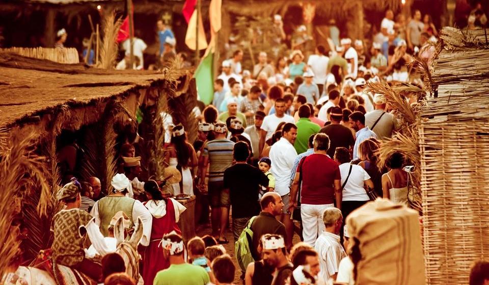 Foto: Dias Medievais em Castro Marim