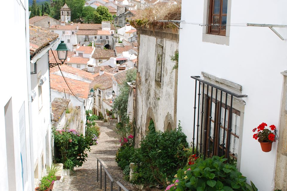 Rua de Castelo de Vide