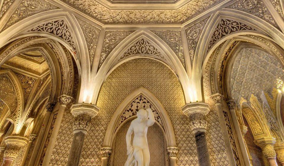 Palácio de Monserrate. Foto PSML_EMIGUS