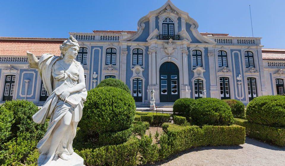 Palacio Nacional de Queluz ©PSML-Wilson Pereira