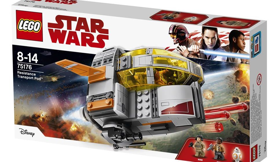 Star Wars Pod de Transporte da Resistência