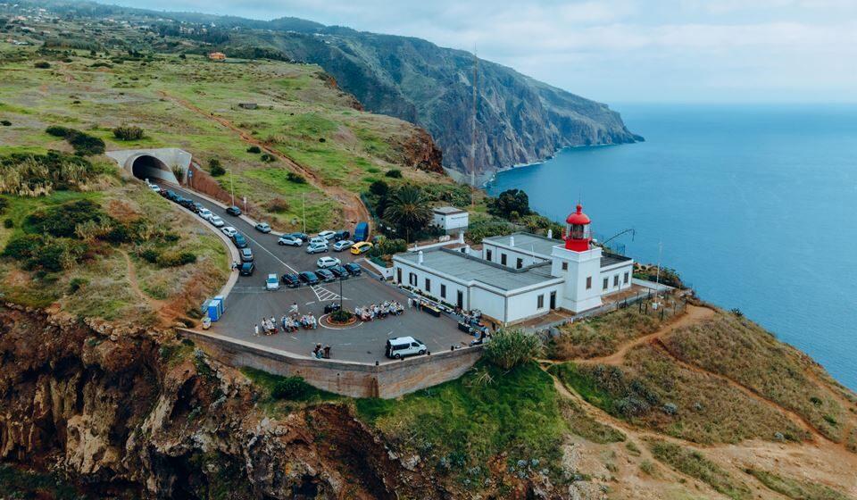 Farol da Ponta do pargo. Foto: @kemp&kemp