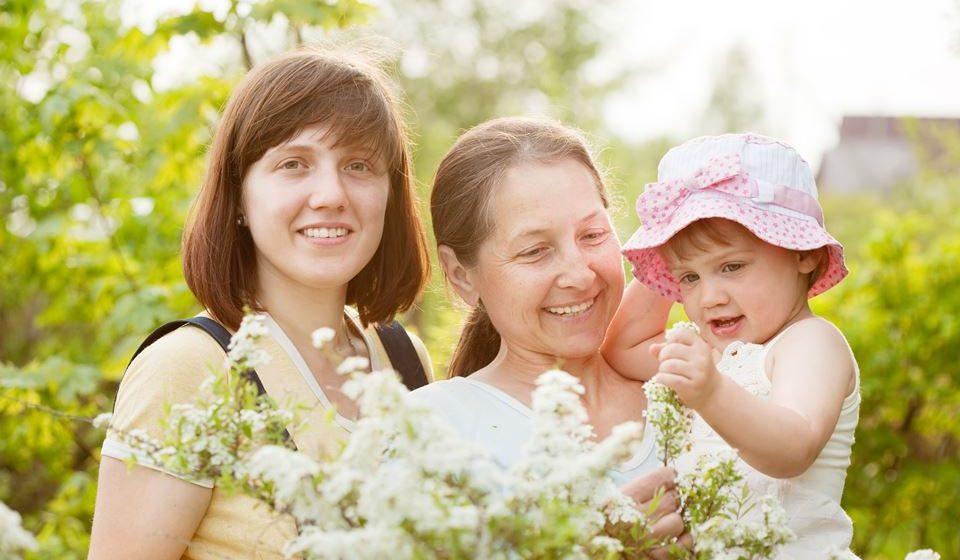 Antecedentes familiares: existe evidência de agregação familiar de cancro da mama em cerca de 5 a 10% dos casos. Na maioria trata-se de mutações nos genes BRCA1 ou BRCA2, no entanto, nos restantes casos, observa-se agregação familiar mas não se encontram mutações herdadas em genes de suscetibilidade.