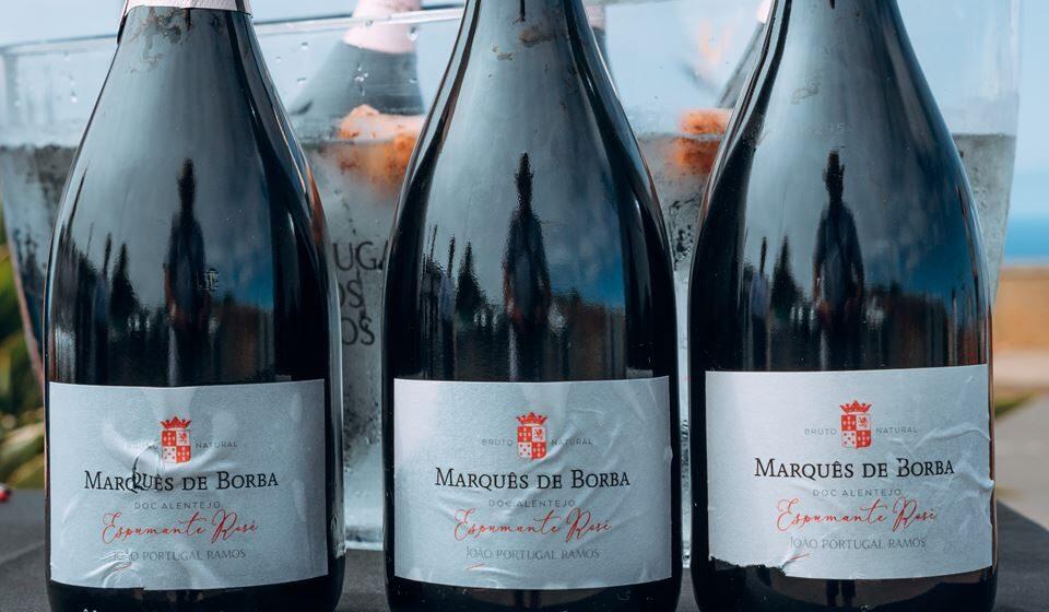Os vinhos servidos são João Portugal Ramos. Foto: @kemp&kemp