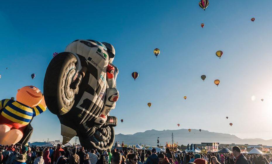 Foto: Festival Balonismo Coruche