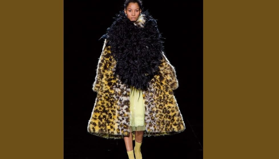 Animal print Marc Jacobs