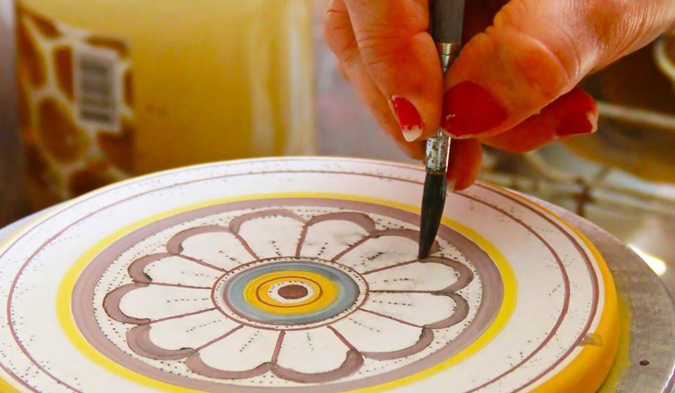 Azulejos de Azeitão.  Foto: Câmara Municipal de Setúbal.