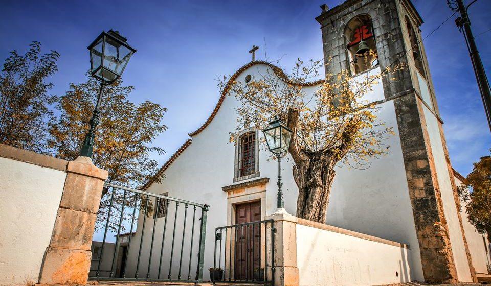 Igreja de São Lourenço.  Foto: Câmara Municipal de Setúbal.