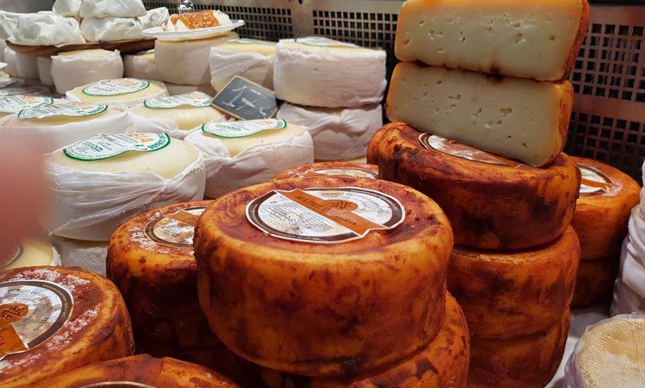 Mercado de queijos