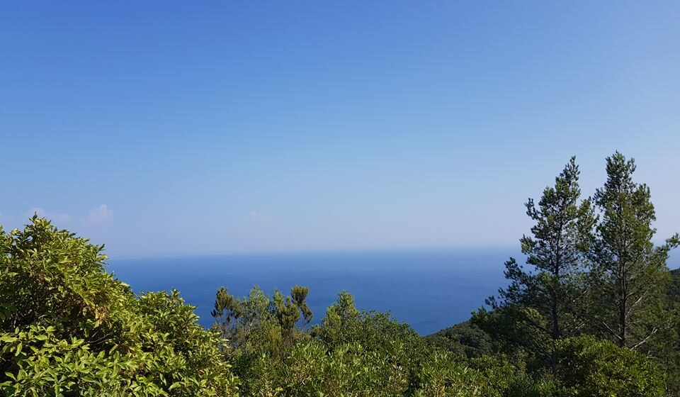 Serra e mar