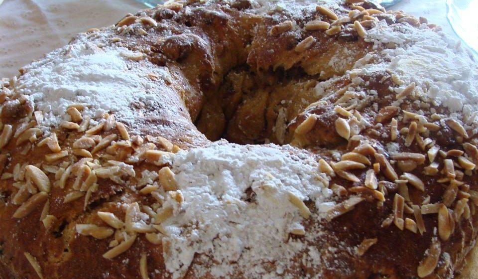 Opte pelo bolo rainha, uma opção menos calórica do bolo rei, já que exclui as frutas cristalizadas.