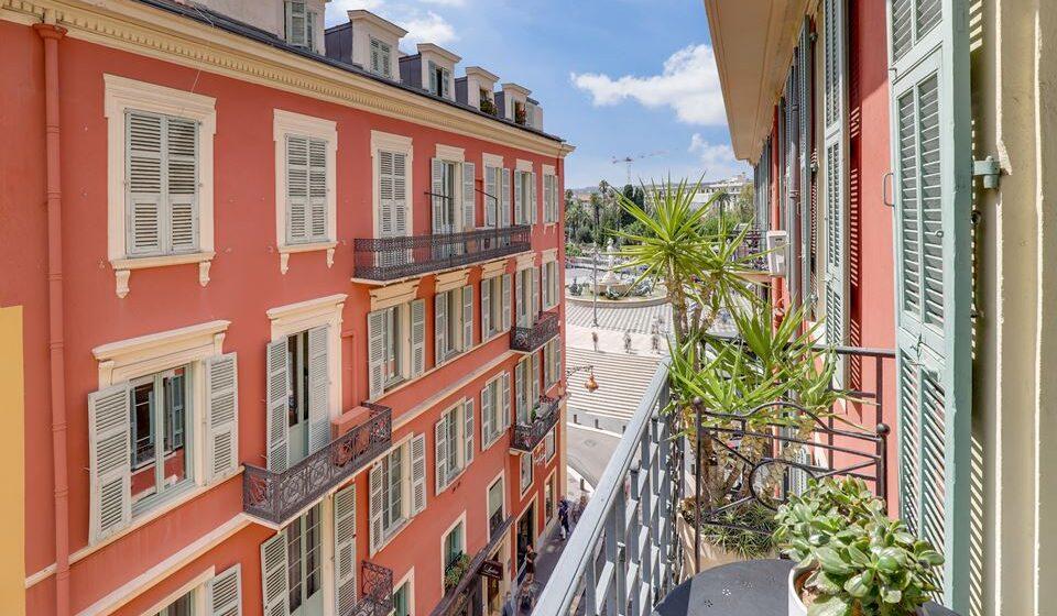 Apartamento em Nice /Fotos Engel & Völkers Market Center Côte d'Azur