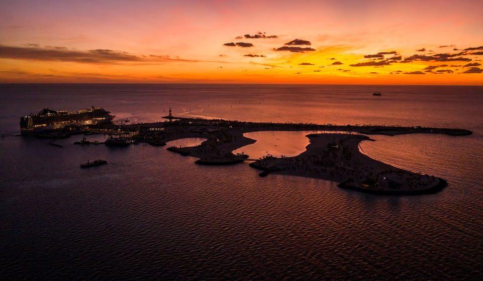 Ocean Cay. Creditos: Conrad Schutt