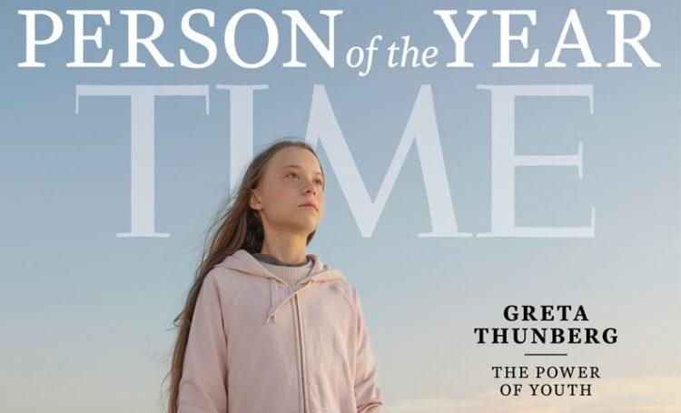 Não, a escolha de Greta Thunberg para Pesonalidasde do Ano não é ridícula