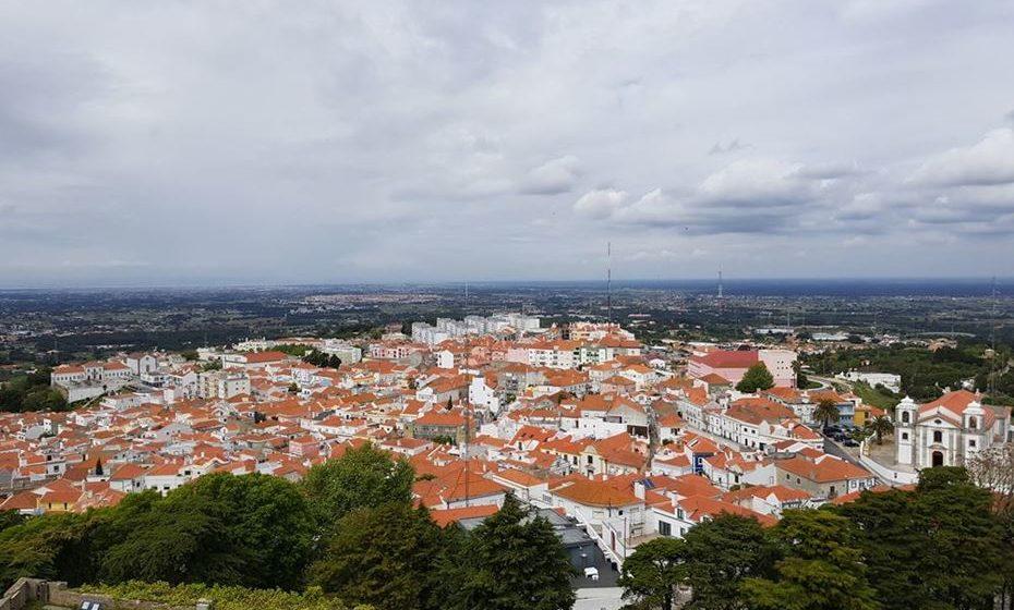 Palmela vista do Castelo