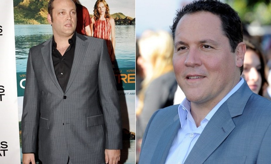 Vince Vaughn and Jon Favreau
