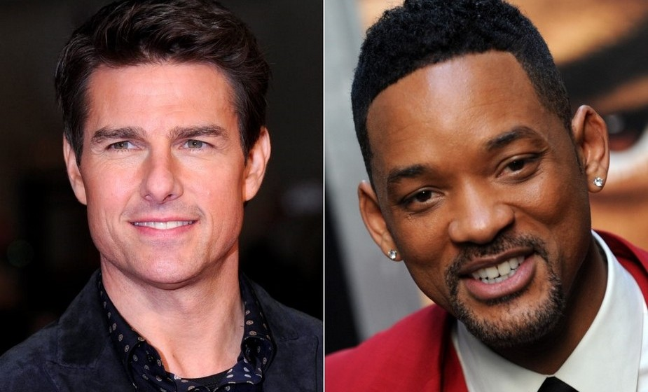 Tom Cruise e Will Smith