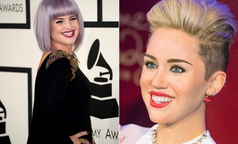 Kelly Osbourne e Miley Cirus