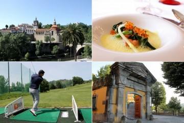 O concelho de Amarante, localizado na região do Douro, oferece inúmeras possibilidades para um fim de semana descontraído a norte de Portugal, onde pode usufruir da gastronomia local e das paisagens do Tâmega, e até praticar golfe