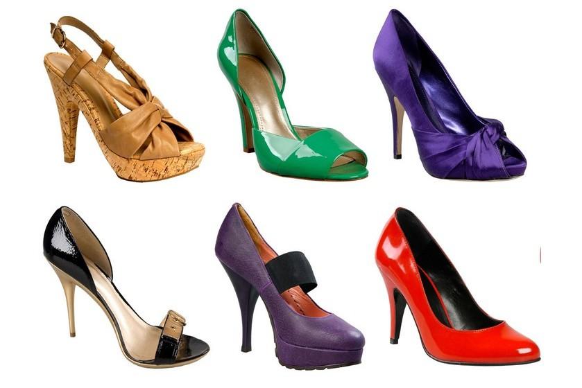 Alternância: Um dos truques para quem usa saltos altos todos os dias é trocar de sapatos diariamente. Isto é, evite usar os mesmo sapatos de saltos altos dois dias seguidos, pois cada sapato exerce um tipo de pressão diferente.